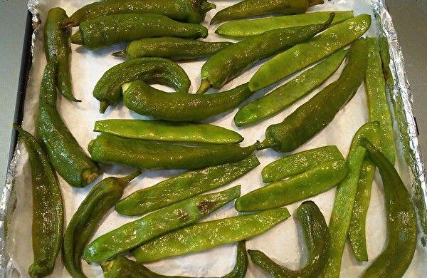 野菜加熱後