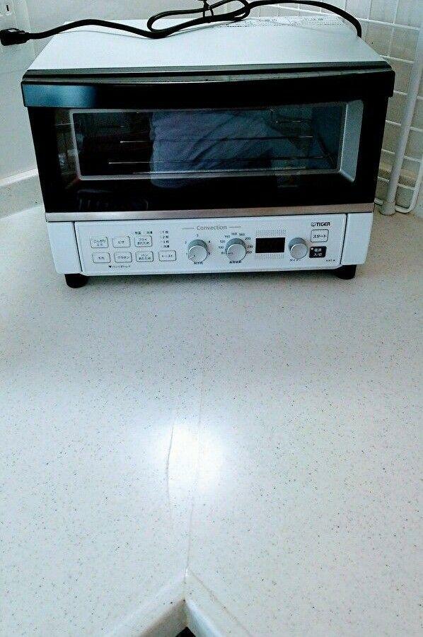 コンベンションオーブンの設置